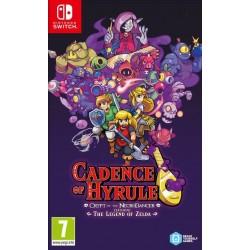 SWITCH CADENCE OF HYRULE CRYPT OF THE NECRODANCER - Jeux Switch au prix de 39,95€