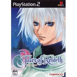 PS2 TALES OF REBIRTH (IMPORT JAP) - Jeux PS2 au prix de 7,95€