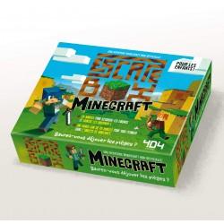 ESCAPE BOX MINECRAFT - Jeux de Société au prix de 14,95€