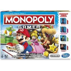 MONOPOLY GAMER MARIO KART - Jeux de Société au prix de 39,95€