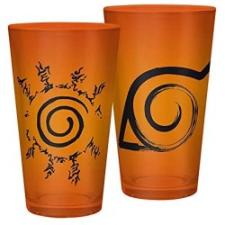VERRE NARUTO KONOHA XXL 400ML - Mugs au prix de 9,95€