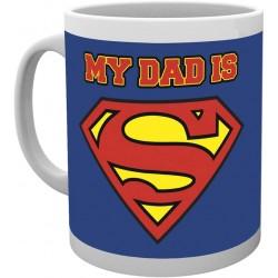 MUG SUPERMAN LOGO 300ML - Mugs au prix de 9,95€