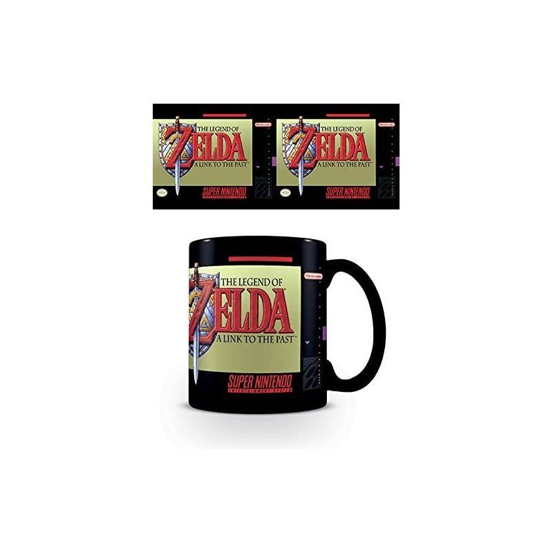 MUG SUPER NINTENDO ZELDA 315ML - Mugs au prix de 9,95€