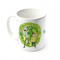 MUG RICK AND MORTY PORTAL 315ML - Mugs au prix de 9,95€