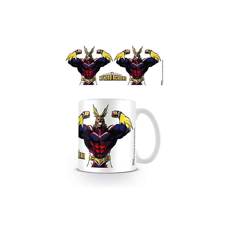 MUG MY HERO ACADEMIA ALL MIGHT FLEX 300 ML - Mugs au prix de 9,95 €