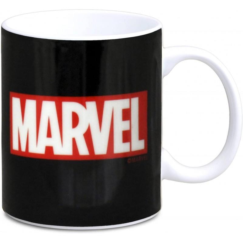 MUG MARVEL LOGO 315ML - Mugs au prix de 9,95€