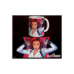 MUG MARVEL BLACK WIDOW 300 ML - Mugs au prix de 9,95€
