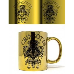 MUG HARRY POTTER GRINGOTTS 315ML - Mugs au prix de 12,95 €
