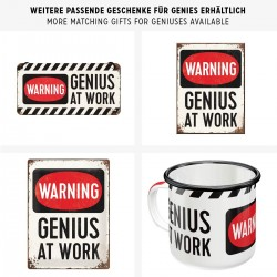 MUG GENIUS AT WORK 340ML - Mugs au prix de 9,95 €