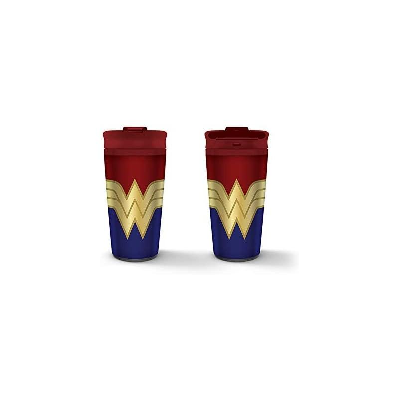 MUG DE VOYAGE METAL WONDER WOMAN 425ML - Mugs au prix de 14,95€