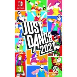 SWITCH JUST DANCE 2021 - Jeux Switch au prix de 49,95€