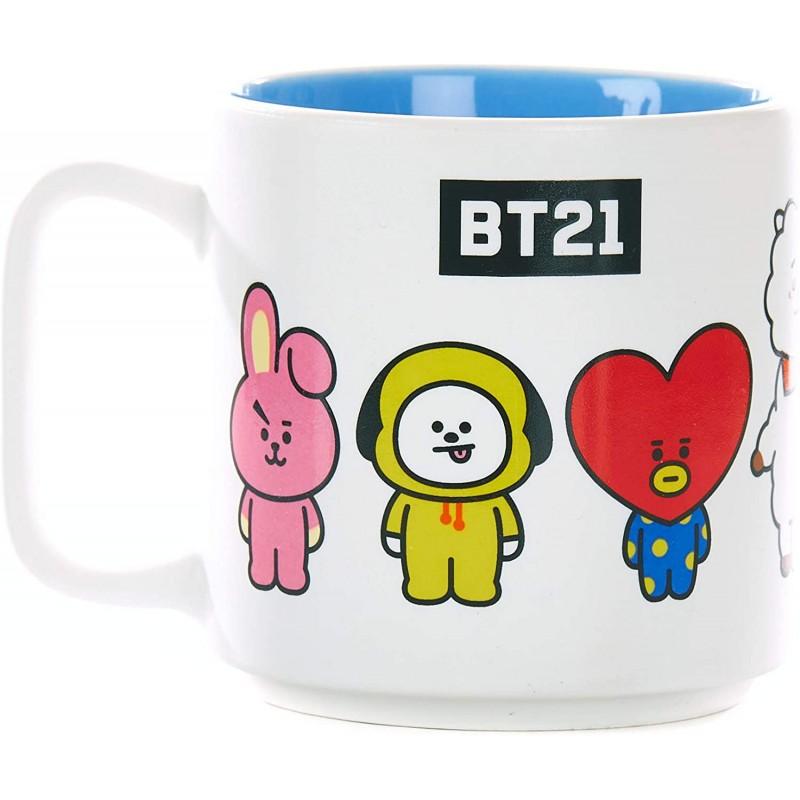 MUG BT21 320ML - Mugs au prix de 9,95€