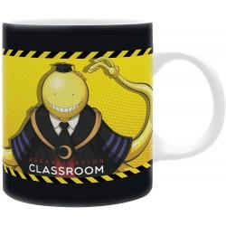 MUG ASSASSINATION CLASSROOM KORO VS ELEVES 315ML - Mugs au prix de 9,95€