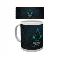 MUG ASSASSIN S CREED VALHALLA LOGO 300ML - Mugs au prix de 9,95 €