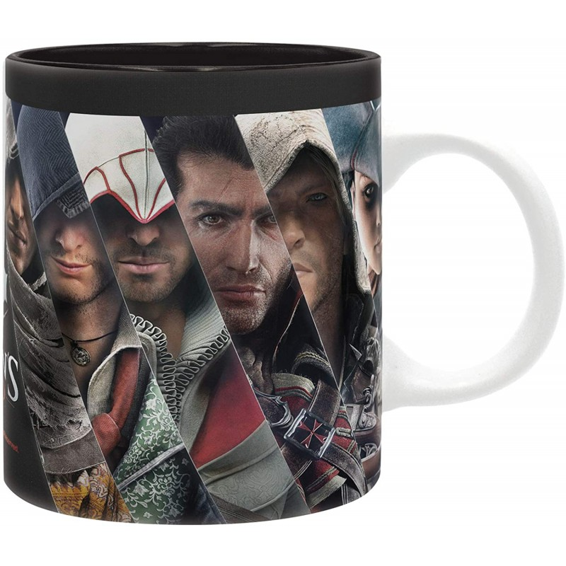 MUG ASSASINS CREED 320ML - Mugs au prix de 9,95 €