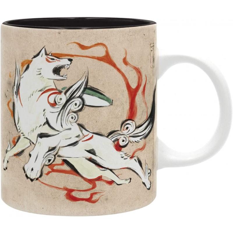 MUG OKAMI AMATERASU 320 ML - Mugs au prix de 9,95€
