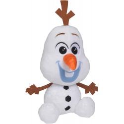 PELUCHE LA REINE DES NEIGES OLAF 25 CM - Peluches au prix de 19,95€