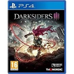 PS4 DARKSIDERS 3 OCC - Jeux PS4 au prix de 9,95€