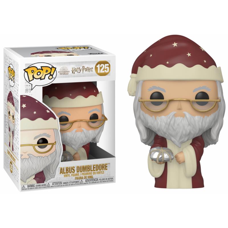 POP HARRY POTTER 125 ALBUS DUMBLEDORE - Figurines POP au prix de 14,95€