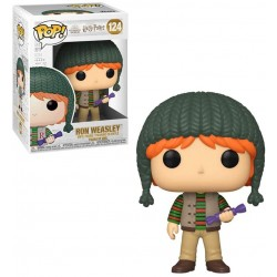 POP HARRY POTTER 124 RON WEASLEY - Figurines POP au prix de 14,95 €