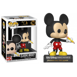 POP DISNEY 798 CLASSIC MICKEY - Figurines POP au prix de 14,95 €