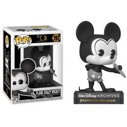 POP DISNEY 797 PLANE CRAZY MICKEY - Figurines POP au prix de 14,95€