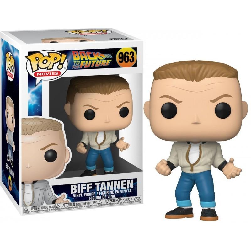 POP RETOUR VERS LE FUTUR 963 BIFF TANNEN 9CM - Figurines POP au prix de 14,95€