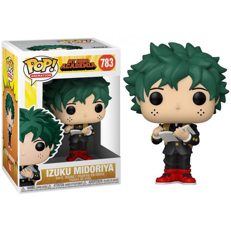 POP MY HERO ACADEMIA 783 IZUKU MIDORIYA - Figurines POP au prix de 14,95€