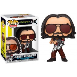 POP CYBERPUNK 2077 592 JOHNNY SILVERHAND - Figurines POP au prix de 14,95 €