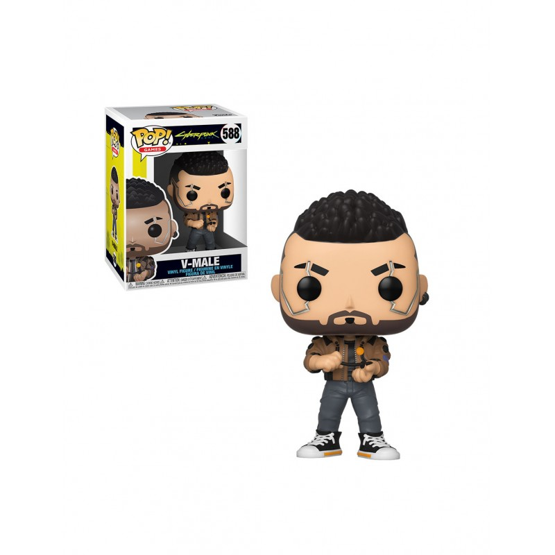 POP CYBERPUNK 2077 588 V MALE - Figurines POP au prix de 14,95€