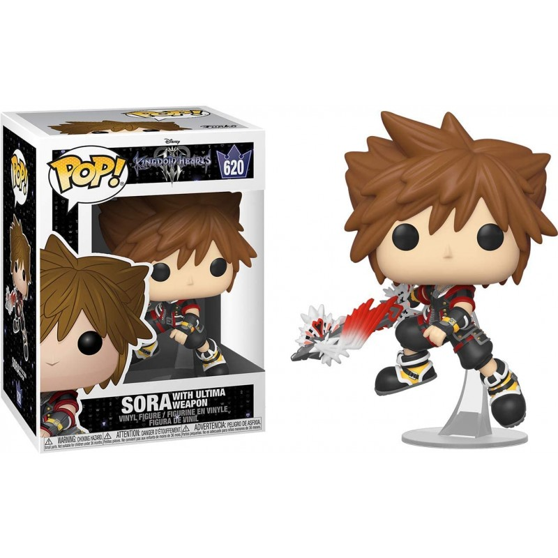 POP KINGDOM HEARTS 620 SORA - Figurines POP au prix de 14,95 €