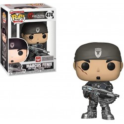 POP GEARS OF WARS 474 MARCUS FENIX - Figurines POP au prix de 14,95 €