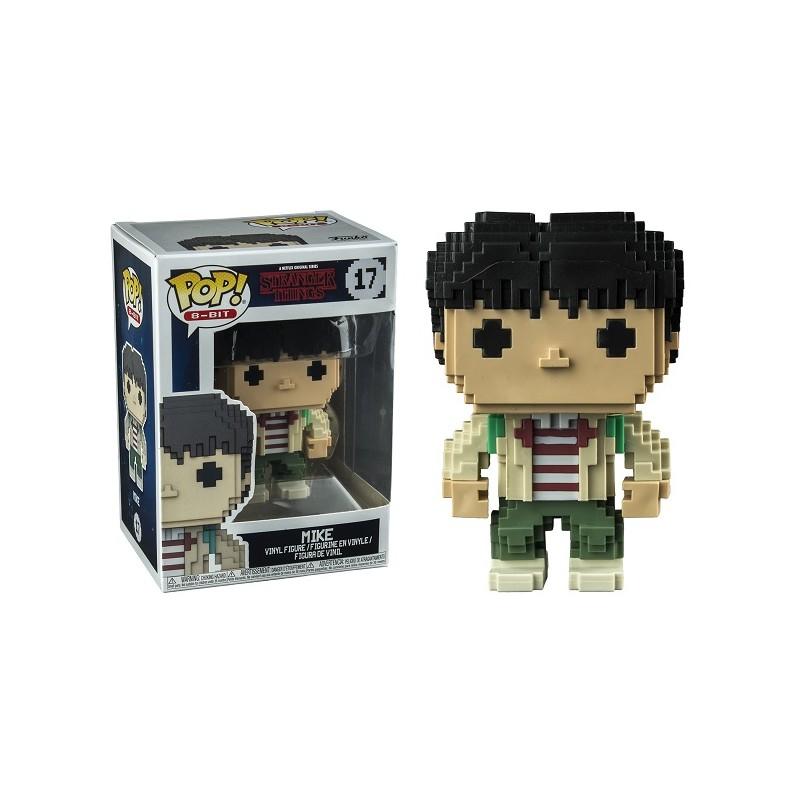 POP STRANGER THINGS 17 8 BIT MIKE - Figurines POP au prix de 14,95€