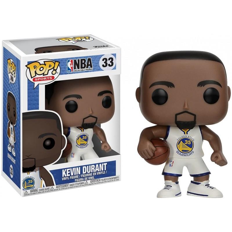 POP NBA 33 KEVIN DURANT - Figurines POP au prix de 14,95€