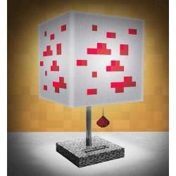 LAMPE MINECRAFT REDSTONE LAMP - Lampes Décor au prix de 49,95€