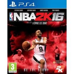 PS4 NBA 2K16 OCC - Jeux PS4 au prix de 6,95€