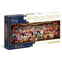 PUZZLE DISNEY ORCHESTRE PANORAMIQUE 1000 PIECES - Puzzles & Jouets au prix de 14,95€