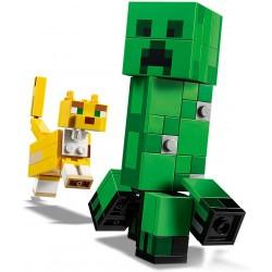 LEGO MINECRAFT 21156 CREEPER OCELOT - Puzzles & Jouets au prix de 14,95€
