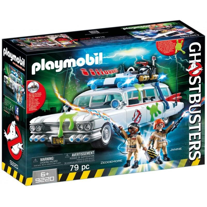 PLAYMOBIL GHOSTBUSTERS ECTO 1 - Puzzles & Jouets au prix de 49,95€