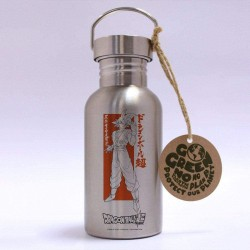 BOUTEILLE ALUMINIUM DRAGON BALL Z GOKU 500 ML - Mugs au prix de 19,95€
