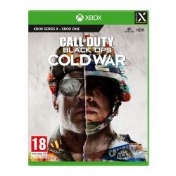 XSE CALL OF DUTY BLACK OPS COLD WAR - Jeux Xbox Series au prix de 69,95€
