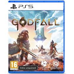 PS5 GODFALL - Jeux PS5 au prix de 49,95€