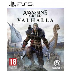 PS5 ASSASSIN S CREED VALHALLA - Jeux PS5 au prix de 64,95 €