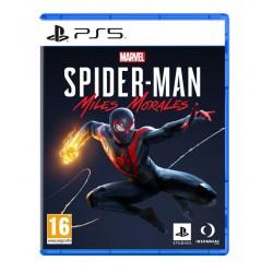 PS5 MARVEL S SPIDERMAN MILES MORALES - Jeux PS5 au prix de 54,95€