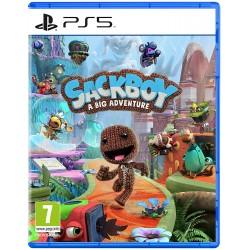 PS5 SACKBOY A BIG ADVENTURE - Jeux PS5 au prix de 69,95€