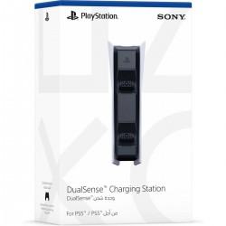 STATION DE CHARGE PS5 DUALSENSE SONY - Accessoires PS5 au prix de 29,95€