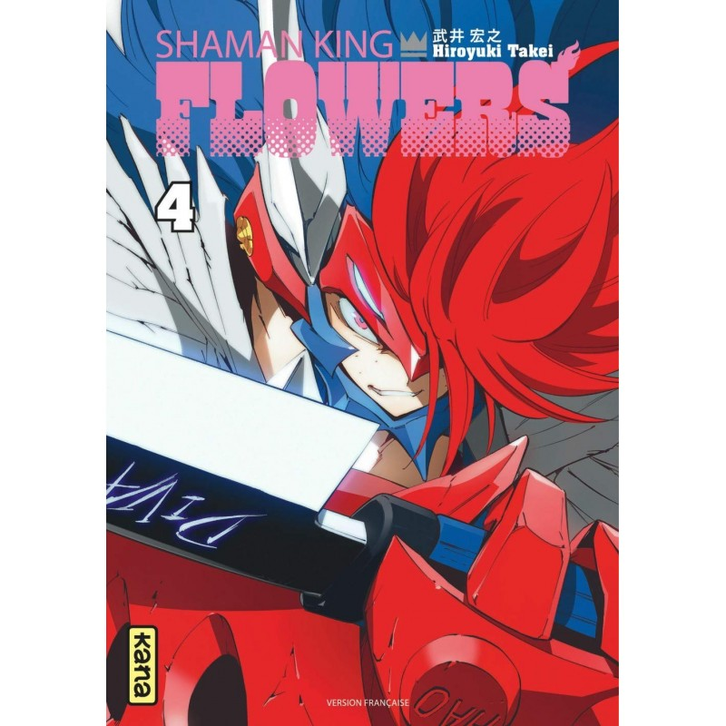 SHAMAN KING FLOWERS T04 - Manga au prix de 7,45€