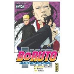 BORUTO T10 - Manga au prix de 6,85€