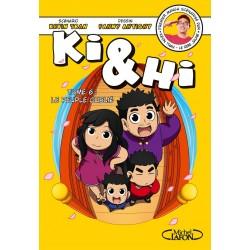 KI & HI T06 LE PEUPLE OUBLIE - Manga au prix de 9,95€