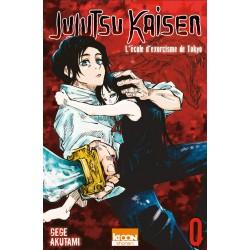 JUJUTSU KAISEN T00 - Manga au prix de 6,90€
